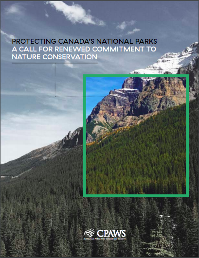 Protecting Canada's National Parks